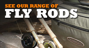 Our range of Fly Rods